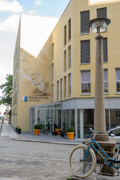 Book hotel leipzig for Designhotel leipzig