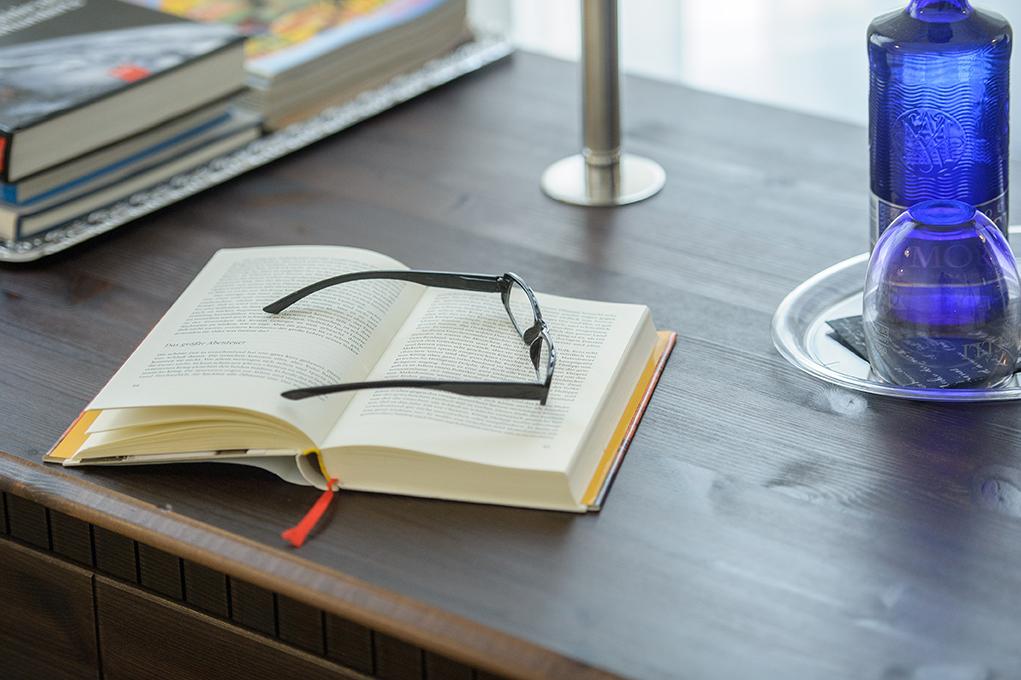 Lesung im Book Hotel Leipzig