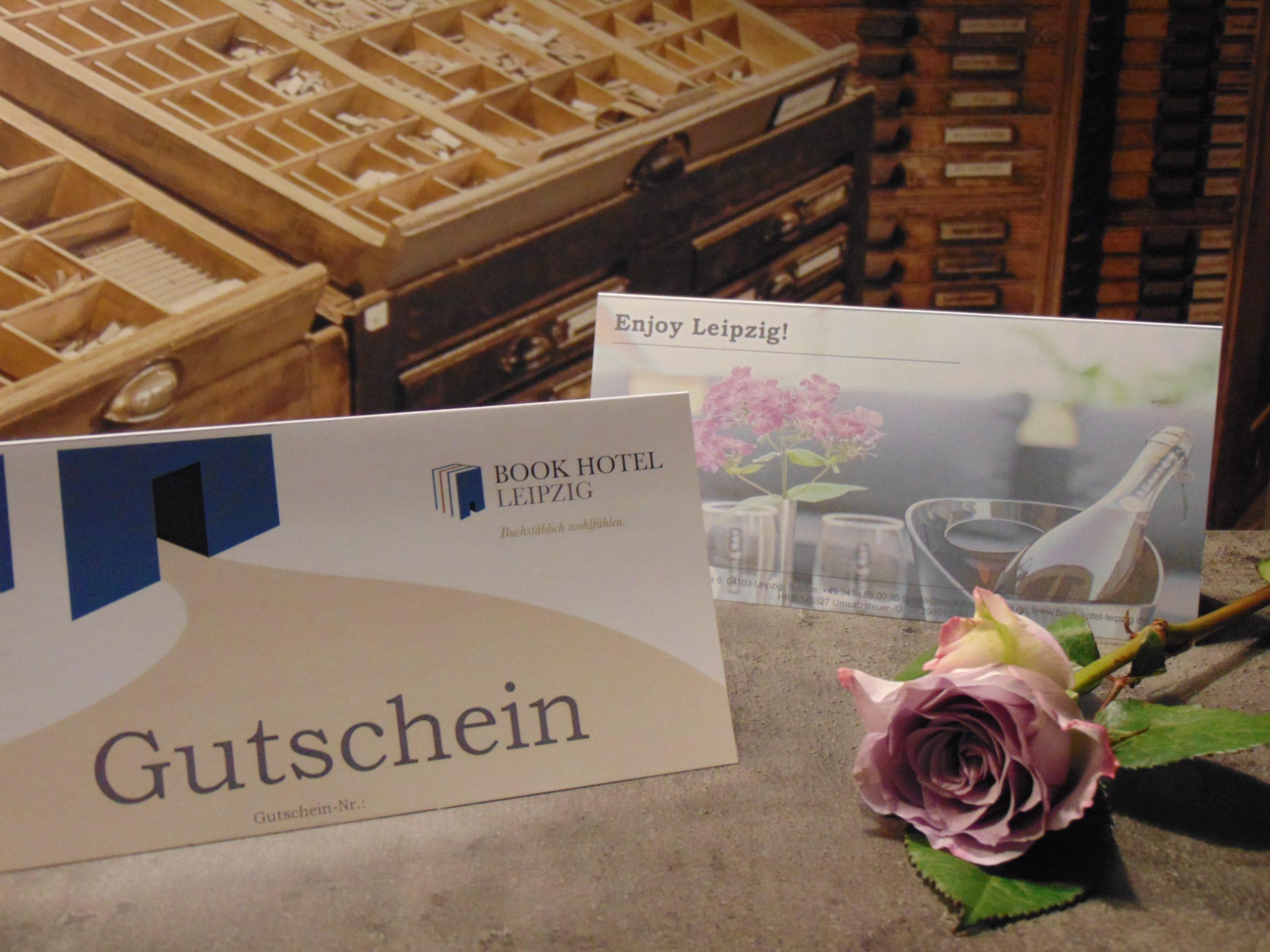 Gutscheine Book Hotel